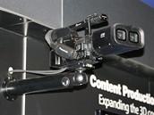 CES 2010 - první profesionální 3D kamera od Panasonicu