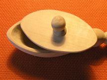 Lžíce, ve které polévka nevychladne