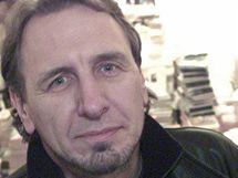 Galerista Jaroslav Krbůšek