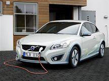 Volvo C30 na elektrický pohon