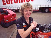 Patsy Quicková, Dakar