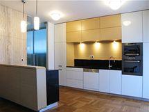 Jednoduchá a funkční kuchyně