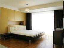 I ložnice ctí styl domu