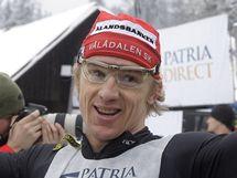 Oskar Svärd, vítěz v Jizerské padesátce