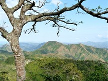 Haiti. Citadelle de la Ferriére