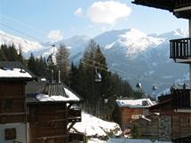 Švýcarsko, Čtyři údolí. Verbier spojuje tradici, luxus a sport