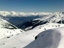 Švýcarsko, Čtyři údolí jsou rájem freeridu