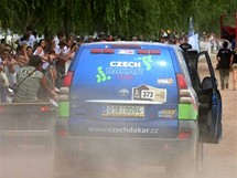 Češi v cíli slavné rallye Dakar
