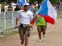 Radost Čechů v cíli slavné rallye Dakar