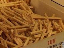 Každá sirka je vhodná na něco jiného, podle vlastností použitého dřeva.