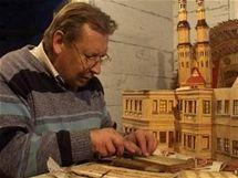 I po letech se má polský kutil stále co učit, každá další stavba ho nutí hledat nová řešení.