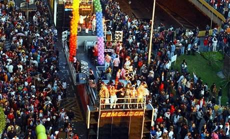 Gay Parade, Brazílie 2004