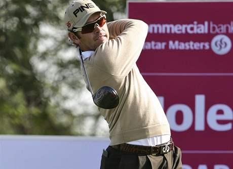 Louis Oosthuizen - Qatar Open, 1. kolo