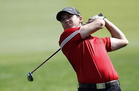 Sergio Garcia, Abu Dhabi Golf Championship, 2. kolo