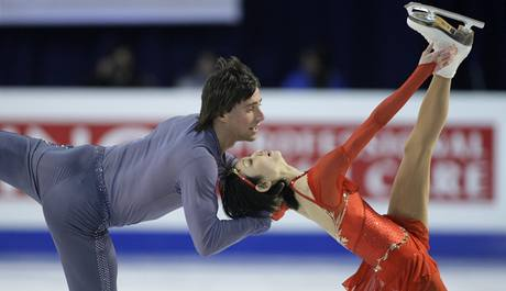 Yuko Kavaguti a Alexander Smirnov