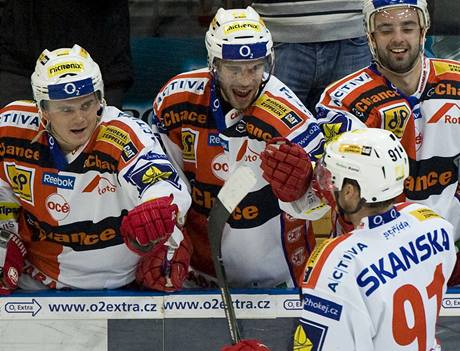 Budou se za dva roky hokejisté Slavie radovat z gólů v nové evropské soutěži?