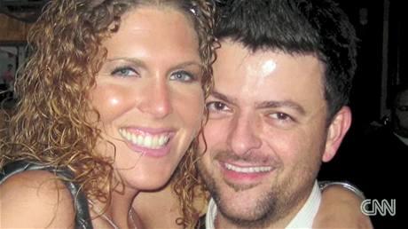 Laura Zychová a Ben Bostic.