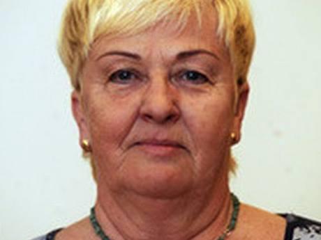 Hodonínská místostarostka a poslankyně ČSSD Zuzana Domesová