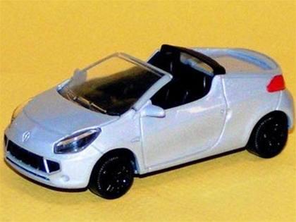 Model Renaultu Twingo CC