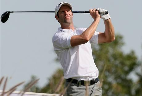 Bradley Dredge - Qatar Masters 2010, 2. kolo.