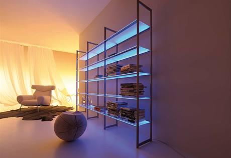 Zajímavé osvětlení dokáže vytvořit neuvěřitelnou atmosféru