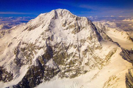 USA, Aljaška, Mt McKinley