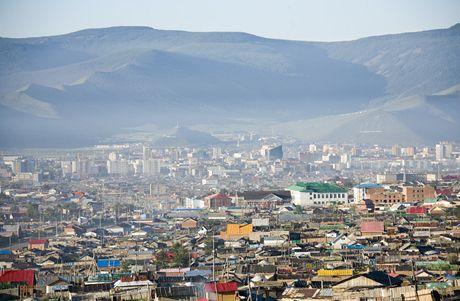 Mongolsko, Ulánbátar
