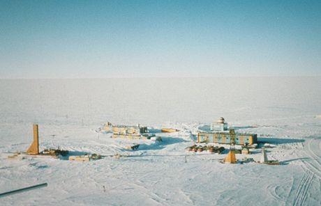 Ruská polární stanice Vostok