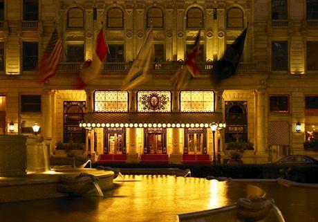 Hotel Plaza, New York