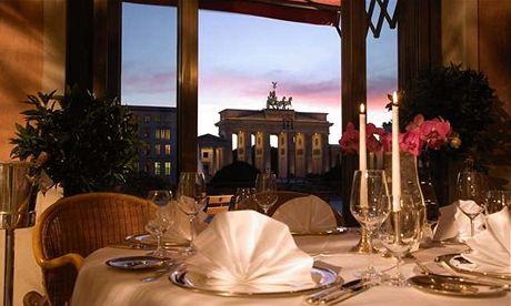 Hotel Adlon Kempinski, Berlín, Německo