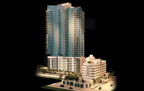 Hotel Setai, Miami, South Beach, USA