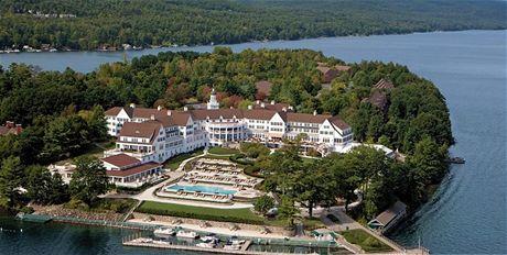 The Sagamore Resort, Lake George, USA