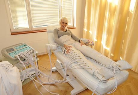 Modelka Hanka Mašlíková na liposukci 3. generace