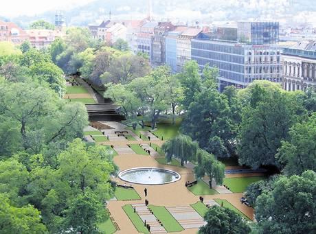 Proměna Karlova náměstí