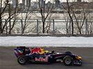 Buemi s F1 týmu Toro Rosso v Montrealu
