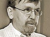 Dětský psychiatr Ivo Kunst.