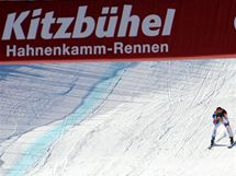 Sjezd v Kitzbühlu: Didier Cuche