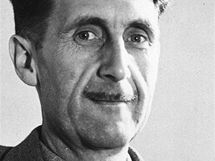 Eric Arthur Blair (1903-1950 v Londýně), literární pseudonym George Orwell