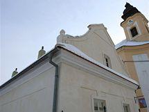 Fara v Klentnici - soutěž o nejlépe opravenou památku jižní Moravy
