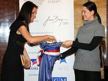 Finalistky České Miss 2010 si vylosovaly kraj, který budou reprezentovat