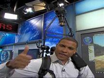 CNN předvádí technologii za projektem Haiti 360