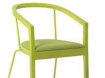 Židle Oslo se vyrábí v řadě barevných variant