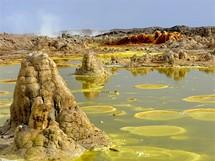 Etiopie, Danakilská proláklina