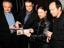 Křest CD písniček Karla Svobody