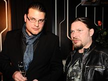 Petr Svoboda a Petr Kolář