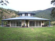 Rotující dům