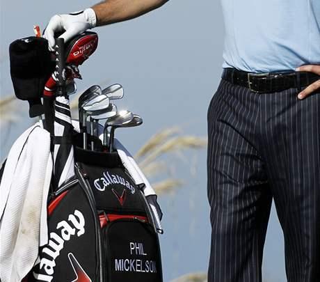 Bag Phila Mickelsona, San Diego Open