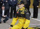 T�m F1 Renault 2010: Robert Kubica