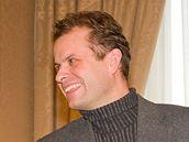 Jiří Kotmel, ředitel a hlavní organizátor Zlatého oříšku