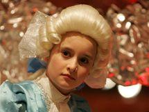 Mozartův maškarní ples v Redutě.